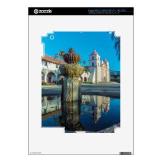 Mission Santa Barbara iPad 3 Skins