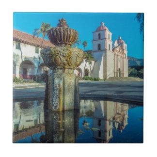 Mission Santa Barbara Tile