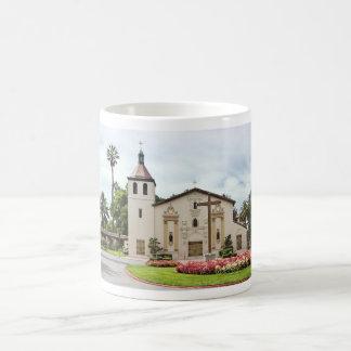 Mission Santa Clara de Asis Classic White Coffee Mug