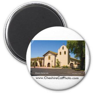 Mission Santa Inés California Products Magnets
