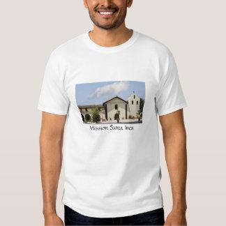 Mission Santa Ines Tee Shirt