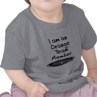 Mission: Space - Orange Team (Kid's) T Shirts