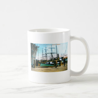 Mission Street Wharf Classic White Coffee Mug