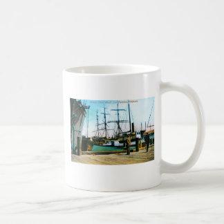 Mission Street Wharf Coffee Mugs