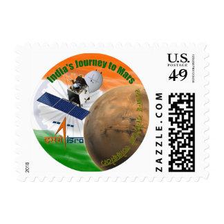 Mission To Mars: ISRO's Mars Orbiter Stamp