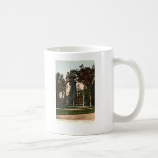 Mission Tower Stockbridge Mass. 1906 Vintage Coffee Mug