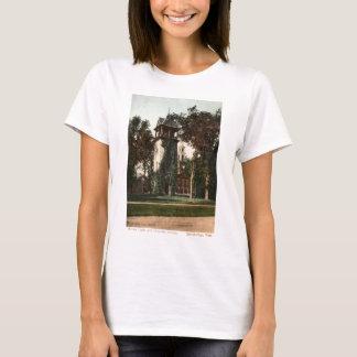 Mission Tower Stockbridge Mass. 1906 Vintage T-Shirt