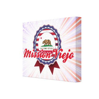 Mission Viejo, CA Stretched Canvas Prints