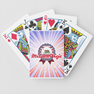 Mission Viejo, CA Bicycle Poker Deck
