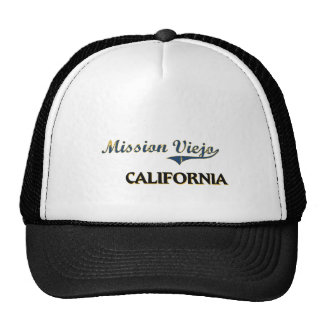Mission Viejo California City Classic Hat