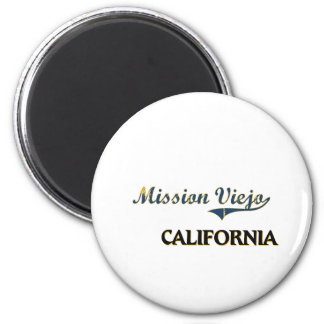 Mission Viejo California City Classic Magnet