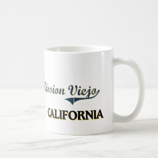 Mission Viejo California City Classic Mug