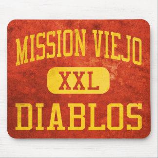 Mission Viejo Diablos Athletics Mouse Pad