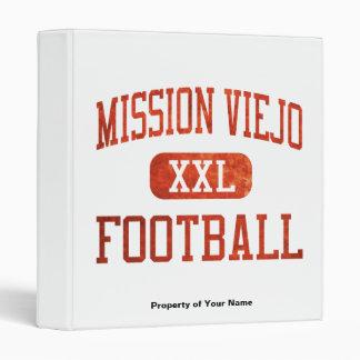 Mission Viejo Diablos Football Binder