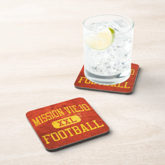 Mission Viejo Diablos Football Beverage Coaster