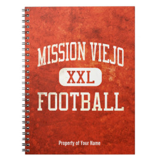 Mission Viejo Diablos Football Journal