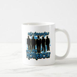 Missionaries Are My Homeboys Coffee Mug