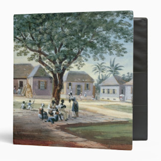 Missionary Buildings, St. Johns, Antigua (w/c and Binder