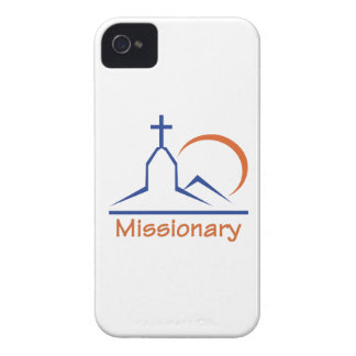 MISSIONARY iPhone 4 COVER