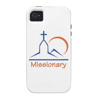 MISSIONARY VIBE iPhone 4 COVER
