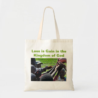 Missionary Jim Elliot Quote Tote Bag