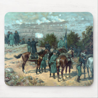 Missionary Ridge -- The Battle Of Chattanooga Mouse Pad