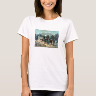 Missionary Ridge -- The Battle Of Chattanooga T-Shirt