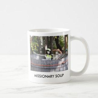 MISSIONARY SOUP COFFEE MUG