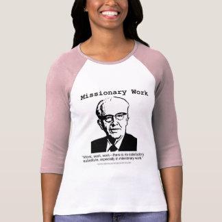 Missionary Work Benson T-Shirt