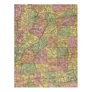 Mississippi 10 postcard