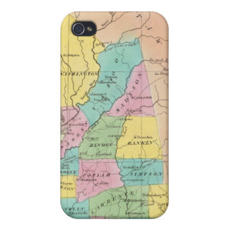 Mississippi 11 iPhone 4/4S case