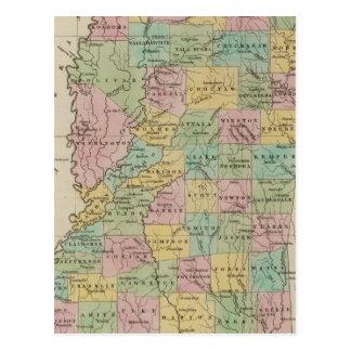 Mississippi 11 postcard