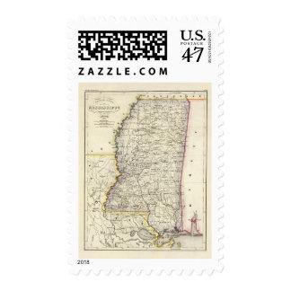 Mississippi 12 postage