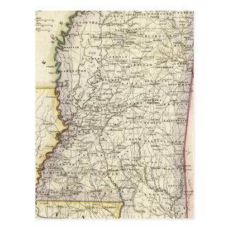 Mississippi 12 postcard