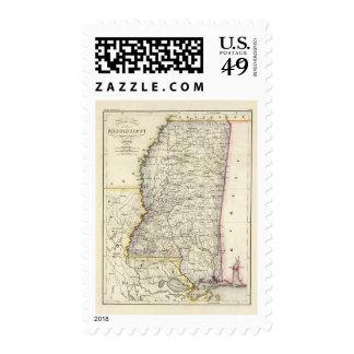 Mississippi 12 sello