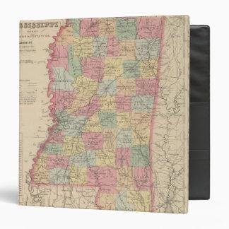 "Mississippi 2 carpeta 1 1/2"""