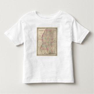 Mississippi 3 toddler t-shirt
