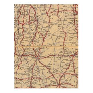 Mississippi 6 postcard