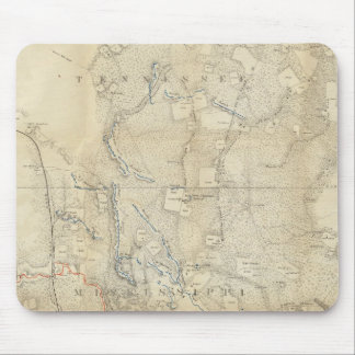Mississippi 8 mouse pad