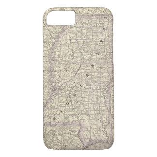 Mississippi 9 iPhone 7 case