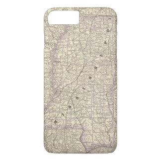 Mississippi 9 iPhone 7 plus case