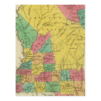 Mississippi 9 postcard