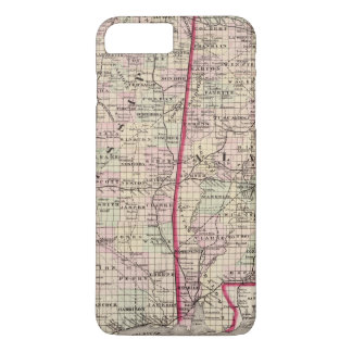Mississippi and Alabama iPhone 8 Plus/7 Plus Case
