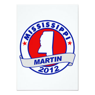 Mississippi Andy Martin Card