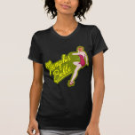 Mississippi Belle WWII Nose Art Tee Shirts