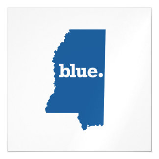 MISSISSIPPI BLUE STATE MAGNETIC CARD