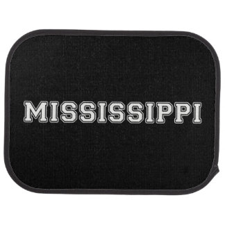 Mississippi Car Mat