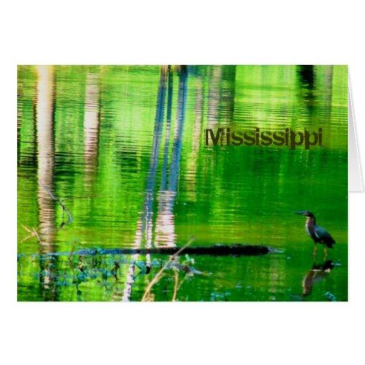 Mississippi Card