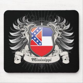Mississippi Crest Mouse Pad