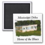 Mississippi Delta Magnet